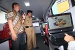 Bus KPK di Taman Pintar Jogja (JIBI/Harian Jogja/Gigih M. Hanafi)