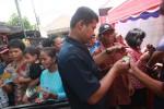 Antrian Dana Simpanan Keluarga Sejahtera (JIBI/Harian Jogja/Gigih M. Hanafi)