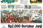 Harian Jogja edisi Selasa (18/11/2014)
