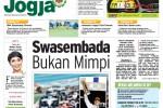 Harian Jogja edisi Senin (24/11/2014)