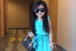 Breanna Youn gadis 5 tahun dengan barang-barang mewahnya (Instagram)