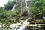 PASCA-BANJIR : Air Terjun Sri Gethuk Masih Ditutup Sampai Sekarang