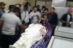 FOTO BENTROK TNI-BRIMOB : Anggota Gegana Brimob Tewas Ditikam Tentara