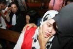 FOTO PEMBUNUHAN ADE SARA : Assyifa Menangis Dituntut Seumur Hidup