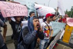 FOTO TEROR TERHADAP WARTAWAN : Wah, Satpam Tangcity Aniaya Wartawan!