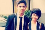 Gebit bersama Aliando Syarief (Instagram)