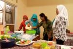 Korban KDRT di Kulonprogo Dapat Pelatihan Memasak & Kerajinan