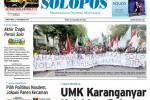 SOLOPOS HARI INI : Politikus Nasdem Jadi Jaksa Agung, UMK Soloraya hingga Persis Kalah 0-6