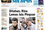 SOLOPOS HARI INI : Pidato Jokowi Bikin Kaget Pemimpin Dunia hingga Rina Iriani Pingsan saat Sidang