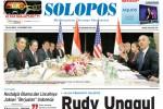 SOLOPOS HARI INI : Aksi Jokowi di KTT APEC, Bagi-Bagi Jabatan DPR, hingga Jajak Pendapat Solopos