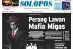 Halaman Depan Harian Umum Solopos edisi Senin, 17 November 2014