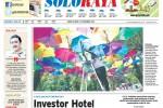 SOLOPOS HARI INI : Soloraya Hari Ini: Proyek Integrasi Tirtonadi-Balapan Dimulai 2015 hingga Trafo Meledak