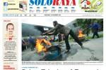 Halaman Soloraya Harian Umum Solopos edisi Rabu, 26 November 2014