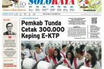Halaman Soloraya Harian Umum Solopos edisi Sabtu, 22 November 2014