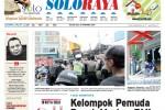 Halaman Soloraya Harian Umum Solopos edisi Selasa, 18 November 2014