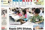 Halaman Soloraya Harian Umum Solopos edisi Senin, 17 November 2014