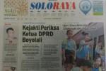 Halaman Soloraya Solopos, Sabtu (29/11/2014)