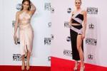 Jennifer Lopez-Heidi Klum (JIBI/Solopos/Reuters)
