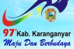 Logo HUT Ke-97 Karangayar