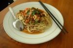 Mie Curry Ayam dari Kedai Mie Tarik Mas Doel (Farid Syafrodi/JIBI/Solopos)