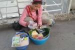 Penjual Gethuk Cantik (JIBI/Detik)