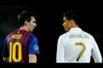 Messi dan Ronaldo dua bintang sepakbola akan kembali bertemu dalam sebuah laga. Ist/bestfootballers.
