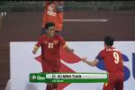 Pemain Vietnam Vu Minh merayakan gol setelah menjebol gawang Filipina (JIBI/Harian Jogja/@Affsuzukicup)