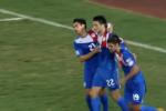 Paul Mulders merayakan gol setelah Filipina tertinggal 1-3 dari Vietnam (JIBI/Harian Jogja/@Affsuzukicup)