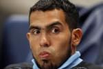 Carlos Tevez (JIBI/Harian Jogja/Reuters)