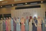 19 Finalis wanita saat beradu dalam World Muslimah Award yang ke-empat di Hotel Eastparc, Kamis (14/11/2014). (Joko Nugroho/JIBI/Harian Jogja)