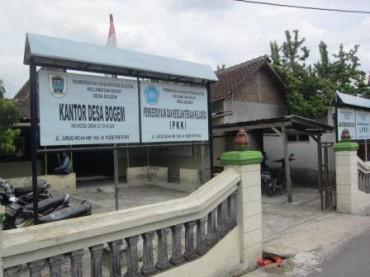 Kantor Desa Bogem, Bayat, Klaten (Chrisna Canis Cara/JIBI/Solopos)