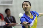 Salah satu pemain tunggal putri Indonesia Rusydina Antardayu Riodingin yang gagal melaju di Hong Kong. Ist/badnmontonindonesia.go.id