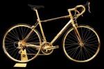 Sepeda Emas Bikinan Gold Genie (goldgenie.com)