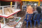 Peluncuran pusat jajanan pasar di Eks Kantor Kecamatan Patuk, Selasa (2/12/2014) (JIBI/Harian Jogja/Kusnul Isti Qomah)