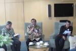 Suasana jumpa pers rangkaian HUT ke-35 BPD DIY di Kantor BPD DIY, Jumat (5/12/2014).(JIBI/Harian Jogja/Joko Nugroho)