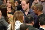 Pangeran William dan Putri Kate bertemu penyanyi Beyonce dan rapper Jay-Z (Dailymail)