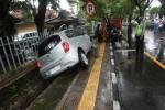 Kecelakaan Mobil Otomatis (JIBI/Harian Jogja/Desi Suryanto)