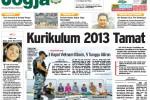Harian Jogja edisi Sabtu (6/12/2014)