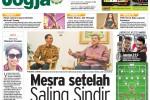 Harian Jogja edisi Selasa (9/12/2014)