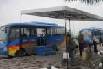 Bus Batik Solo Trans (BST) di Bandara Adi Soemarmo (JIBI/Solopos/Dok,)