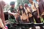 FOTO ALUTSISTA TNI : Hari Juang Kartika 2014, TNI Pamer Senjata