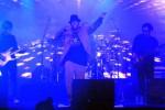 Penyanyi R & B asal Amerika Serikat (AS) Keith Martin tampil memuaskan penggemarnya dalam Solo Rendezvous Night with BNI di Soemarjo Ballroom The Sunan Hotel, Solo, Jawa Tengah, Sabtu (13/12/2014) malam. (Sunaryo Haryo Bayu/JIBI/Solopos)