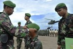 BENTROKAN APARAT : Mako Brimob Polda Jateng Diserang Penerbad, Begini Kisah Lengkapnya…