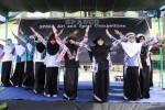Siswa SMPIT Nur Hidayah Solo menampilkan modern dance dalam acara Spida Golek Bakat (SGB), Rabu (17/12/2014). Pentas seni tersebut merupakan acara puncak Spida Art and Sport Competition (Spasco) yang digelar untuk menggali bakat kreativitas siswa dan mengisi waktu jeda semester. (Ivanovich Aldino/JIBI/Solopos)