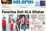 Halaman Depan Harian Umum Solopos Edisi Selasa, 9 Desember 2014