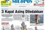 Halaman Depan Harian Umum Solopos edisi Sabtu, 6 Desember 2014