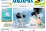 Halaman Depan Harian Umum Solopos edisi Senin, 22 Desember 2014