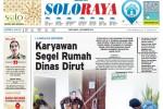 Halaman Soloraya Harian Umum Solopos edisi Sabtu, 6 Desember 2014