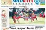 Halaman Soloraya Harian Umum Solopos edisi Selasa, 23 Desember 2014