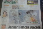 Harian Jogja Edisi Senin Kliwon, 22 Desember 2014 (JIBI/Harian Jogja/dok)